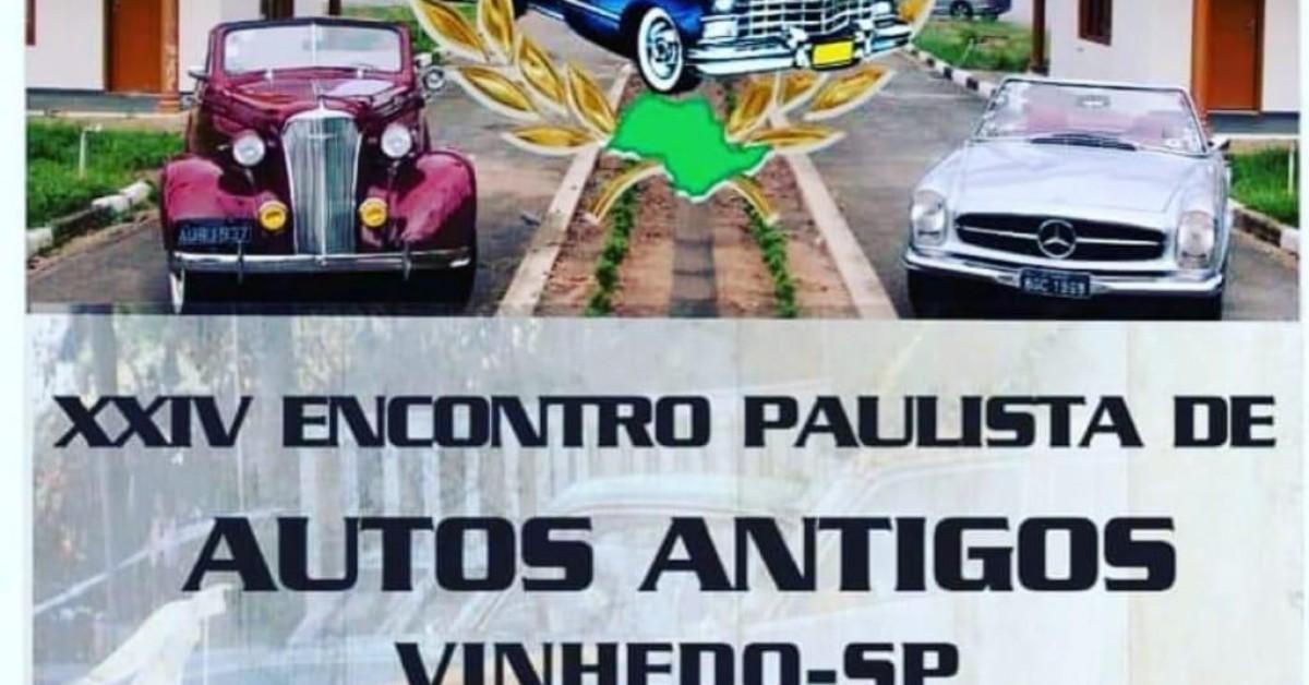 [XXIV Encontro Paulista de Autos Antigos - Vinhedo ]