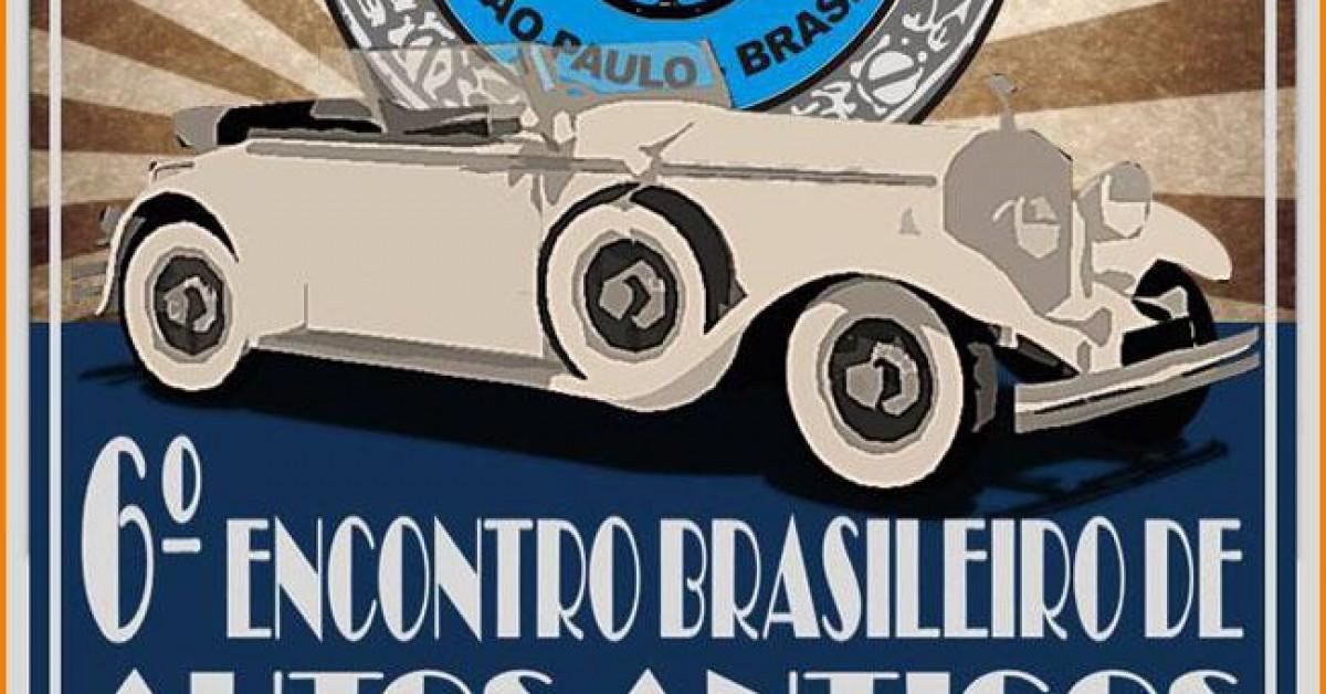 [6º Encontro Brasileiro de Autos Antigos - Águas de Lindóia]