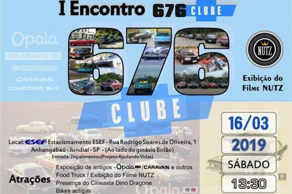 I Encontro 676 Clube